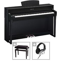 Yamaha Clavinova CLP-735B Premium Set « Digitalpiano