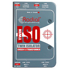 Radial Twin-Iso « Line-Isolator