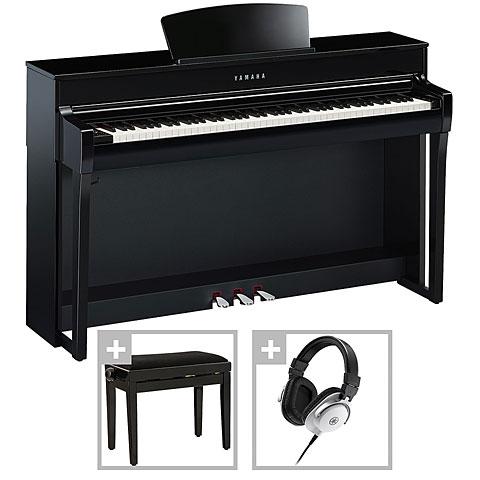 Digitale piano Yamaha Clavinova CLP-735PE Premium Set