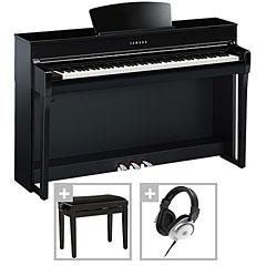 Yamaha Clavinova CLP-735PE Premium Set « Digitalpiano
