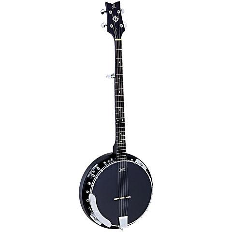 Bluegrass Banjo Ortega OBJ250-SBK