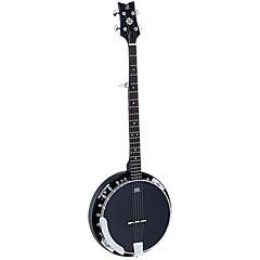 Ortega OBJ250-SBK « Bluegrass Banjo
