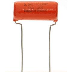 T.A.D. TAD 0,047 MF Sprague Orange Drop