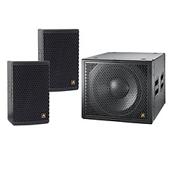 WestLab Audio LabSys IIA « Active PA-Speakers