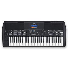 Yamaha PSR-SX600 « Keyboard