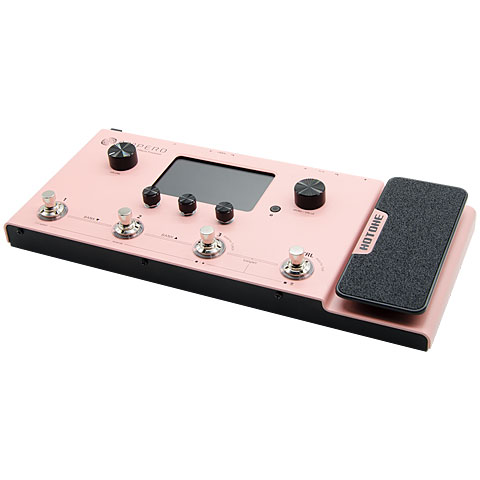 Guitar Multi Effects Hotone Ampero Pink Edition