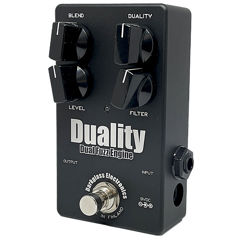Pedal bajo eléctrico Darkglass Duality Dual Fuzz Engine ltd. Edition