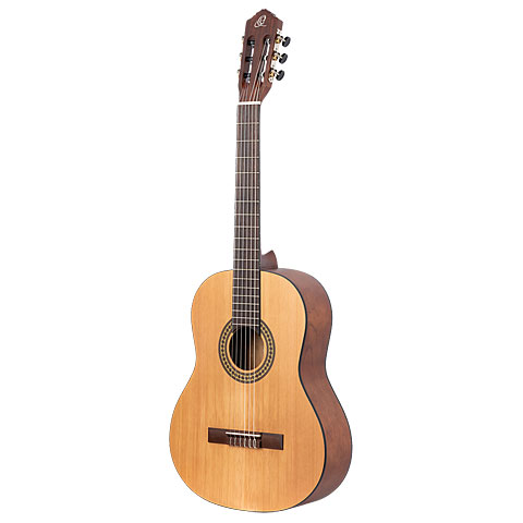 Konzertgitarre Lefthand Ortega RSTC5M-L
