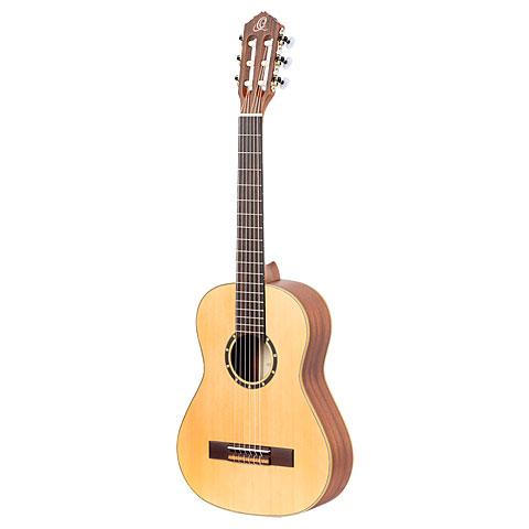 Guitare classique gaucher Ortega R121-1/2-L