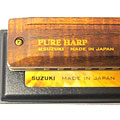 Armónica mod. Richter Suzuki MR-550 Pure Harp A