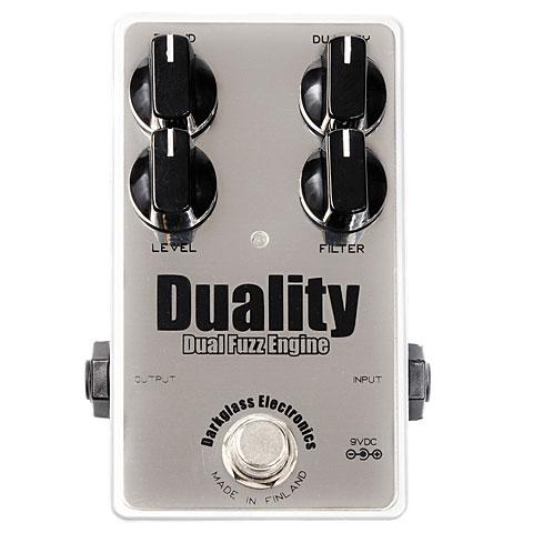 Effektgerät E-Bass Darkglass Duality Dual Fuzz Engine