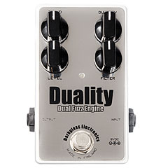 Darkglass Duality Dual Fuzz Engine « Bass Guitar Effect