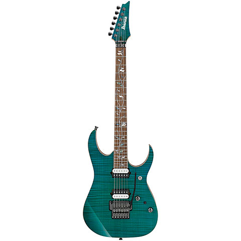 Ibanez j.custom RG8520-GE « Electric Guitar
