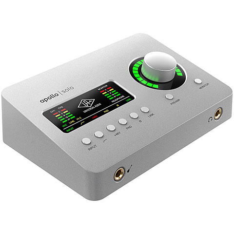 Interface de audio Universal Audio Apollo Solo USB