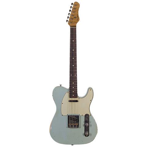 Haar Traditional T aged,Sonic Blue « E-Gitarre