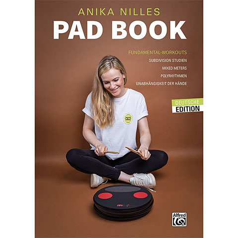 Instructional Book Alfred KDM PAD BOOK