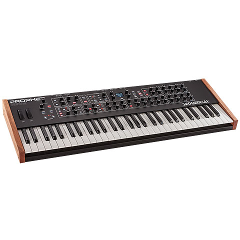 Synthesizer Sequential Prophet REV2-16