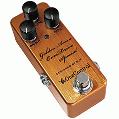 One Control Golden Acron Overdrive Special AIAB « Pedal guitarra eléctrica