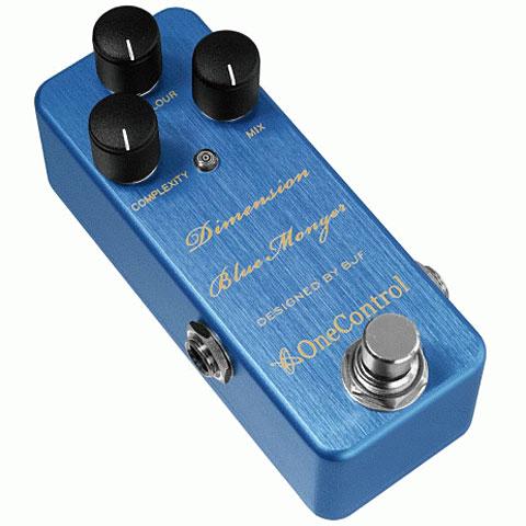Pedal guitarra eléctrica One Control Dimension Blue Monger