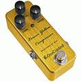 Effektgerät E-Gitarre One Control Lemon Yellow - Compressor