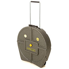 "Hardcase Colored Padded 22"" Granite Cymbal Trolley « Cymbalcase"