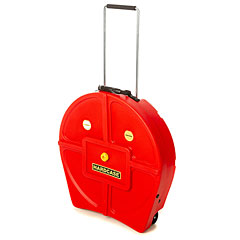 "Hardcase Colored Padded 22"" Red Cymbal Trolley « Cymbalcase"