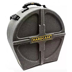 "Hardcase Colored Fully Lined 14"" Granite Snare Case « Drum Cases"
