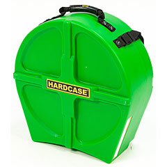 "Hardcase Colored Fully Lined 14"" Light Green Snare Case « Drum Cases"
