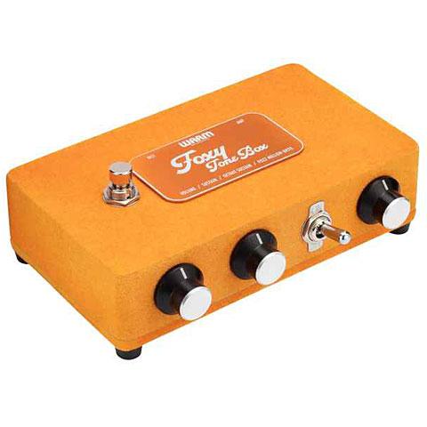 Effektgerät E-Gitarre Warm Audio Foxy Tone Box