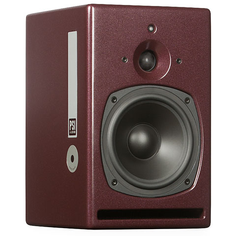 Actieve Monitor PSI Audio A17-M Studio Red