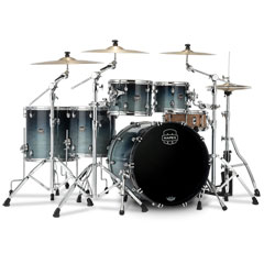 "Mapex Saturn 22"" Teal Blue Fade 5 Pcs. Shellset « Batería"