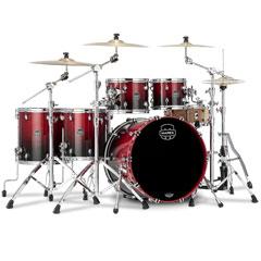 "Mapex Saturn 22"" Scarlet Fade 5 Pcs. Shellset « Schlagzeug"