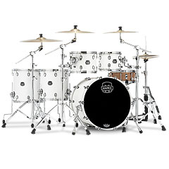 "Mapex Saturn 22"" Satin White 5 Pcs. Shellset « Batería"