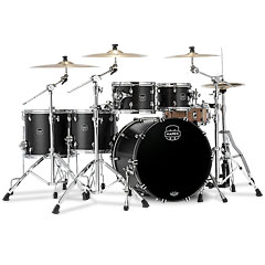 "Mapex Saturn 22"" Satin Black Studioease Shell Pack « Batería"