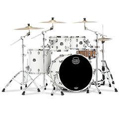 "Mapex Saturn 22"" Satin White  4 Pcs. Shell Pack « Batería"