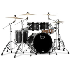 "Mapex Saturn 20"" Satin Black 4 Pcs. Jazz Shell Pack « Batería"
