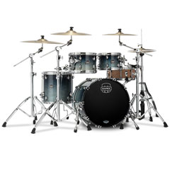 "Mapex Saturn 20"" Teal Blue Fade 4 Pcs. Jazz Shell Pack « Batería"