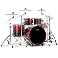 "Mapex Saturn 20"" Scarlet Fade 4 Pcs. Jazz Shell Pack « Schlagzeug"