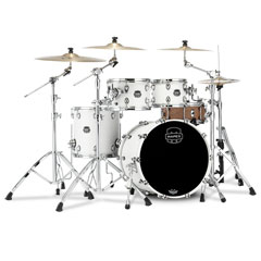 "Mapex Saturn 20"" Satin White 4 Pcs. Jazz Shell Pack « Batería"