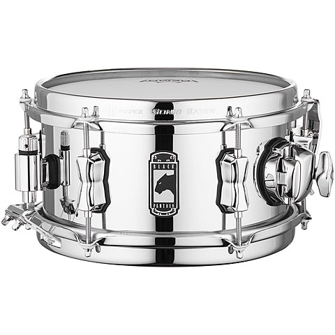 "Caisse claire Mapex Black Panther 10"" x 5,5"" Wasp Side Snare Steel Shell"
