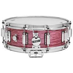 "Rogers Dyna-Sonic 14"" x 5"" Model 36 Beavertail Wine Red Ripple Snare « Snare"