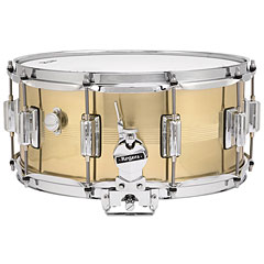"Rogers Dyna-Sonic 14"" x 6,5"" Model 37 Brass Snare « Caja"