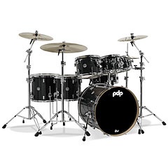 pdp Concept Maple CM7 Ebony Stain « Drumstel