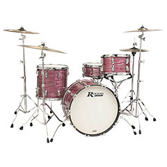 "Rogers Covington 20"" Red Ripple Shell Pack 3-Pcs. « Drum Kit"