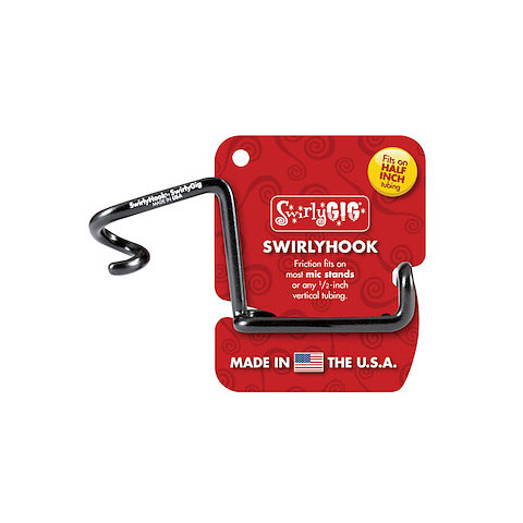 Accessoires pupitre SwirlyGig Hook thin