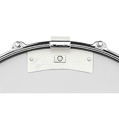 Snareweight M1 White Magnetic Drum Damper « Fellzubehör