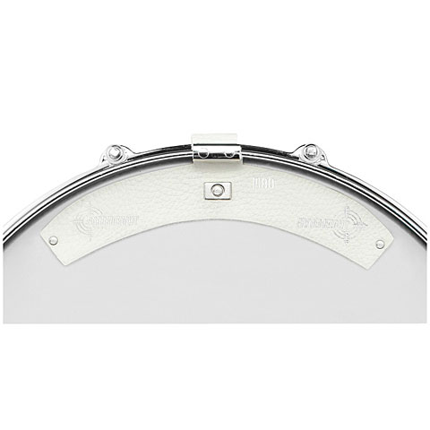 Drum head accessoires Snareweight M80 White Large Magnetic Drum Damper