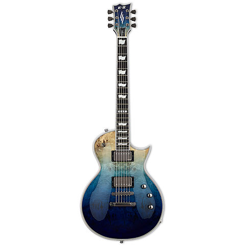 ESP E-II Eclipse BM Blue Natural Fade « E-Gitarre