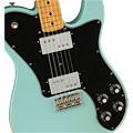 Guitarra eléctrica Fender Road Worn 70s Telecaster Deluxe DBL