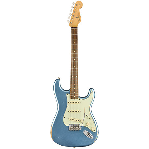 Fender Road Worn '60s Stratocaster PF LPB « Guitare électrique